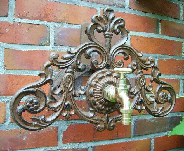 Download Image 630 X 516. Ehrfurchtig Nostalgie Wasserhahn Garten ...