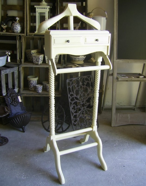 herrendiener stummer diener im gr nderzeitstil w. Black Bedroom Furniture Sets. Home Design Ideas