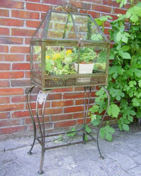 Treibhaus gew chshaus orangerie beekmann s interieur accessoires - Spiegel orangerie ...
