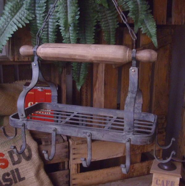 Pfannen Aufhängen küchenhänger nudelholz beekmann s interieur accessoires