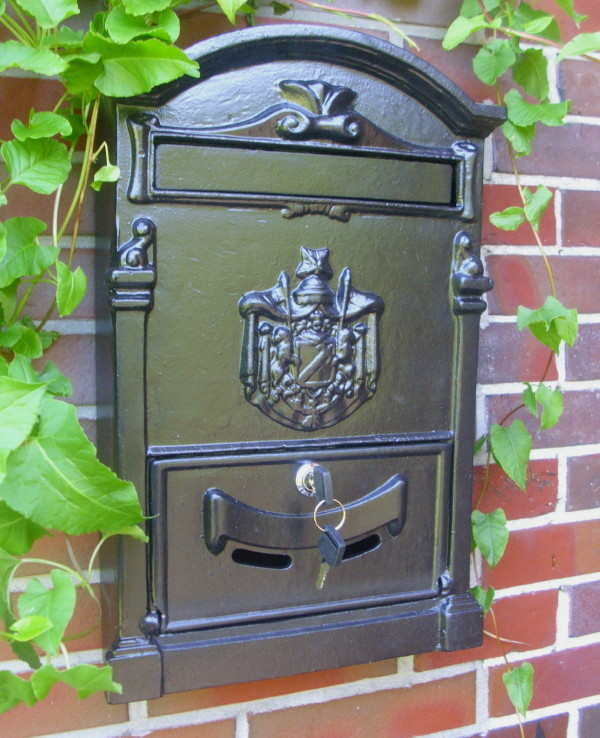 postkasten briefkasten beekmann s interieur accessoires. Black Bedroom Furniture Sets. Home Design Ideas