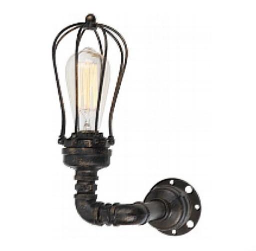 industrie stil wandlampe beekmann s interieur accessoires. Black Bedroom Furniture Sets. Home Design Ideas